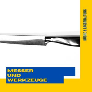 Messer und Werkzeug