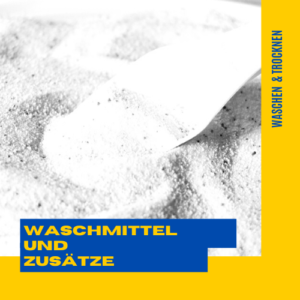 Waschmittel & Co