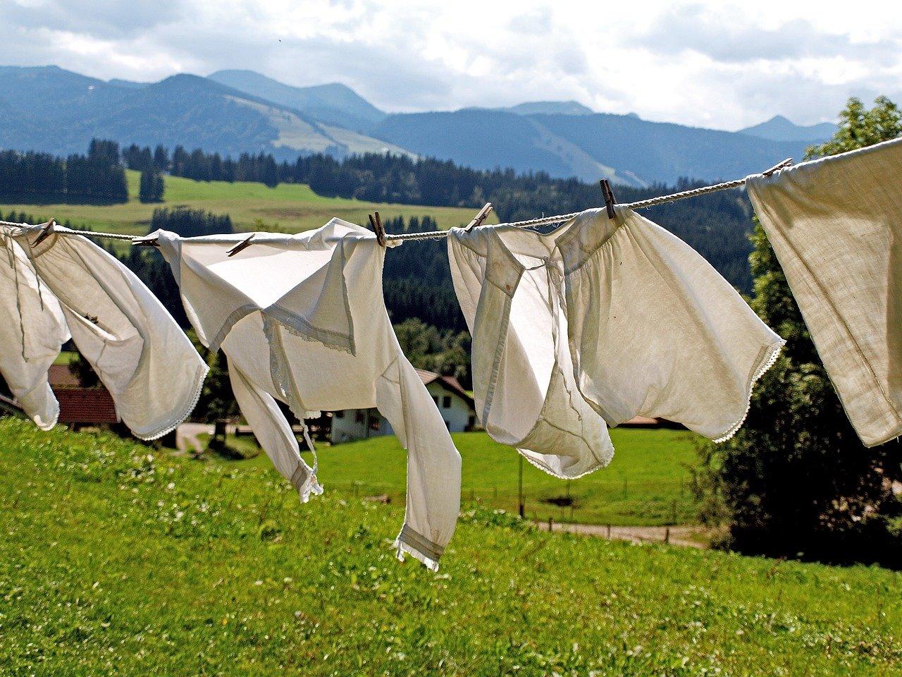 Waschmaschine und Wäschetrockner